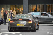 Deze Aston Martin kun je beter geen kleurtje geven