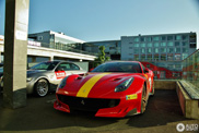 This Ferrari F12tdf has been inspired by history