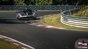 Zet Pagani Huayra BC in op Nürburgring record?