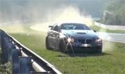 Filmpje: de tien ergste crashes op de Nürburgring sinds 2013