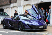 What happened to the McLaren P1 VP5?