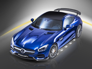 Piecha Design emphasizes sportiness of the Mercedes-AMG GT