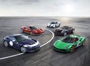 Ferrari laat eerste vijf feestnummers van Tailor Made zien
