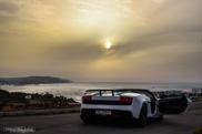 Fotoshoot: Lamborghini Gallardo LP570-4 Performante Spyder