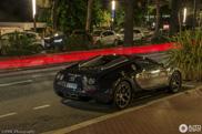 Nog één van het lijstje: Bugatti Veyron GS Vitesse Blue Carbon
