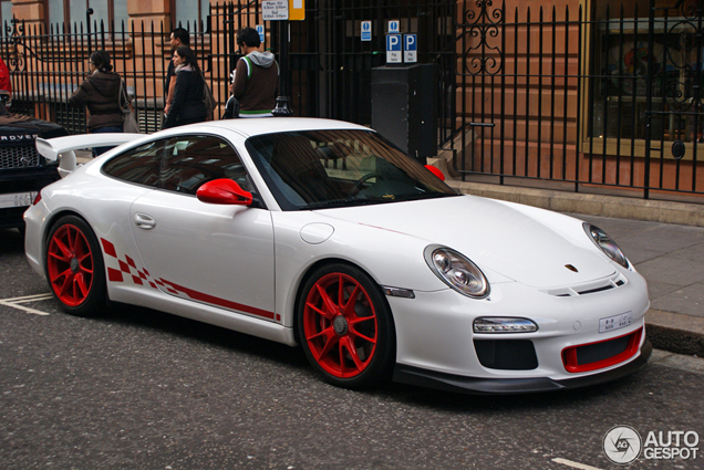 All Colours Of The Rainbow Porsche 997 Gt3 Mkii