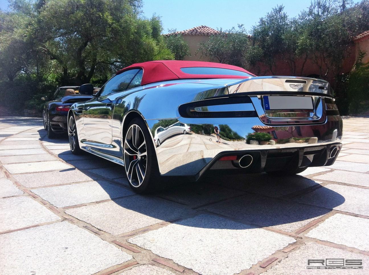 Aston Martin Dbs Price in India Aston Martin Dbs Volante
