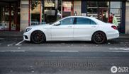 Spot van de dag: Mercedes-Benz S 63 AMG W222