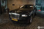 Spot van de dag: Rolls-Royce Wraith