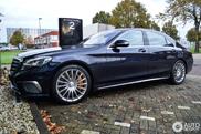 Spot van de dag: Mercedes-Benz S 65 AMG V222