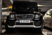 Spot van de dag: Mercedes-Benz Brabus G800