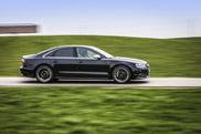 Lach iedereen uit met deze Audi S8 van ABT