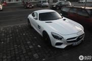 Kunnen we al wennen aan de Mercedes-AMG GT?