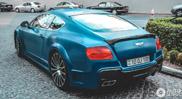 Bentley in Azerbeidzjan is extravagant