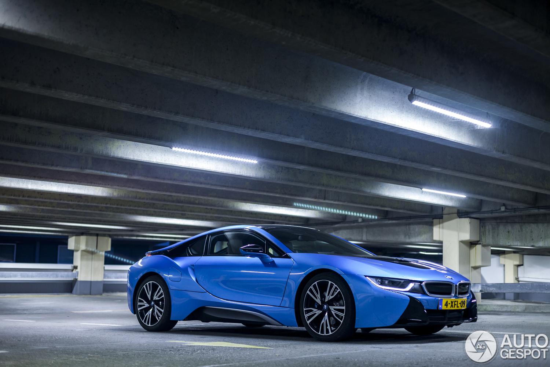 Driven BMW I8