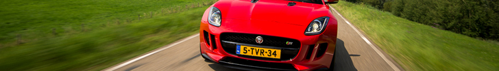 Driven: Jaguar F-TYPE S Coupé