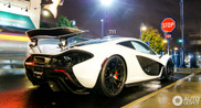 Famous Instagram user loves to be spotted with his McLaren P1