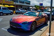 Aston Martin weet niet welk kleurtje hij wil hebben