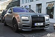 Spofec is een duistere Rolls-Royce Ghost