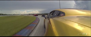 Movie: Lamborghini Huracán LP610-4 is being chased on the track