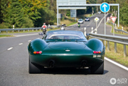 Incredibly beautiful Jaguar XJ13 shows up at the Nürburgring