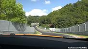 Met een BMW M3 GT4 de Nürburgring over