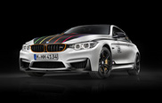 Dit is de eerste gelimiteerde BMW M4 F82 Coupé