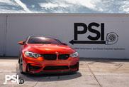 BMW M4 F82 Coupé van PSI op dieet