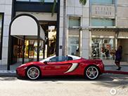Tweekleurige McLaren 12C Spider zorgt voor nieuwe inzichten
