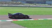 Filmpje: Wat doet deze McLaren P1 MSO op Fiorano?
