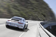 Porsche unveils the new 991 Carrera GTS