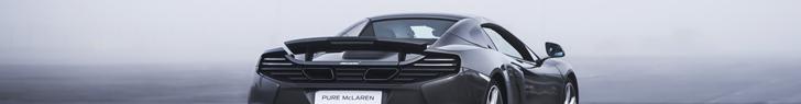 Event: Pure McLaren op de Nürburgring GP Strecke
