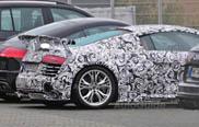 Was Audi R8 LMX toch niet uitzwaaimodel?