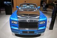 Parijs 2014: Rolls-Royce Waterspeed Collection
