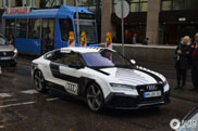 Gespot: Audi RS7 Piloted Driving Concept