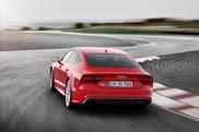 Audi presents self-driving RS7