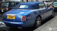 Rolls-Royce gespot met peperdure kentekenplaat