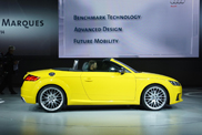 Paris 2014: Audi TT S Roadster