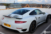 Porsche 991 Turbo S Exclusive GB Edition is wat lekkerder dan normaal