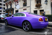Bespoke Rolls-Royce Wraith is een onvervalste pimp-mobiel