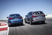 Fotogalerij nieuwe BMW X5 M en X6 M