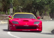 Movie: is this the best souding Ferrari 550 GT ever?