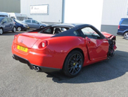 Koop deze Ferrari 599 GTB voor slechts 29.500 euro