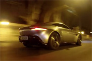 Movie: behind the scenes with Aston Martin at James Bond's Spectre