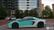 Zo zag je de Lamborghini Aventador LP700-4 nog nooit