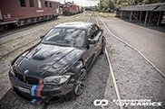Carbon Fiber dynamics pakt BMW 1-Serie M aan