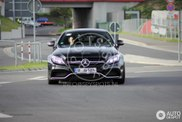 Fantastisch breed: Mercedes-AMG C 63 Coupe