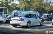 Mercedes-Benz CLK DTM AMG Cabriolet blijft lekker
