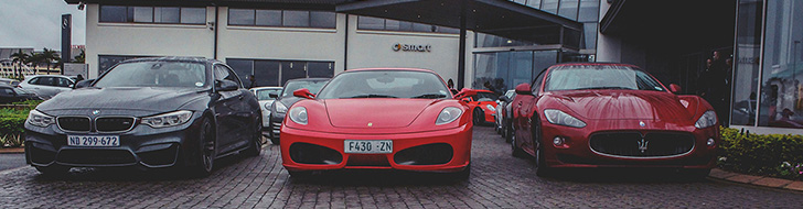 Event: IBV Supercar Club Breakfast Run