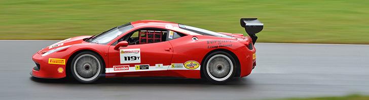 Report: Ferrari Festival at Mt.Tremblant Circuit